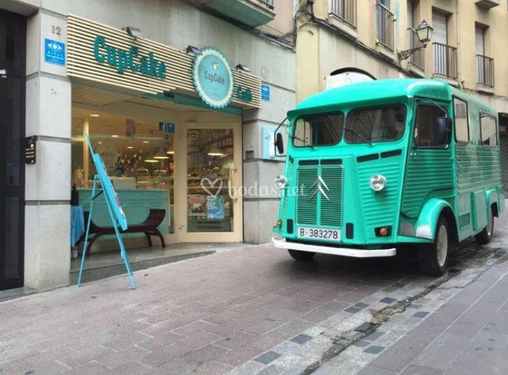 Cupcake Café - Foodtruck