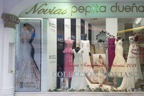 Novias Pepita Dueñas