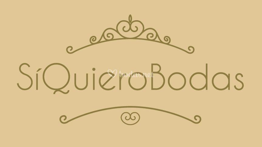 SiQuieroBodas logotipo