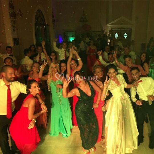 Público boda
