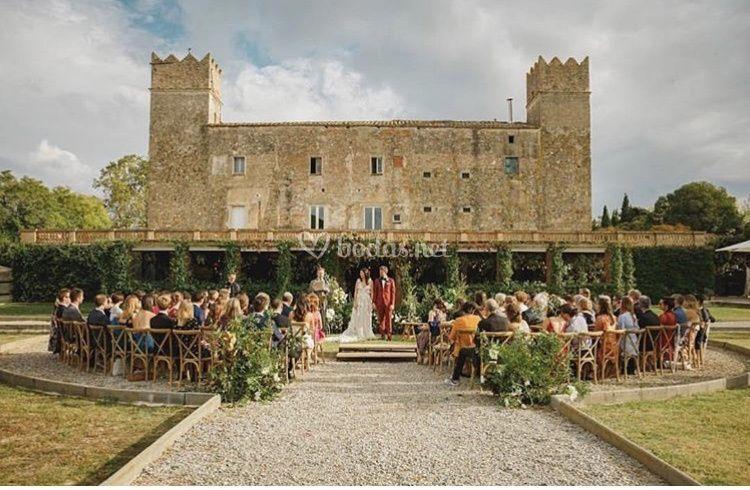Ceremonia Castell