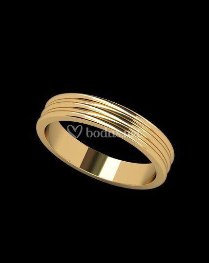 Oro1 color, bicolor o tricolor