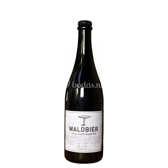 Cerveza Trumer Waldbier 0,33l