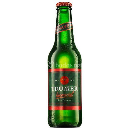Cerveza Trumer Imperial 0,33l.