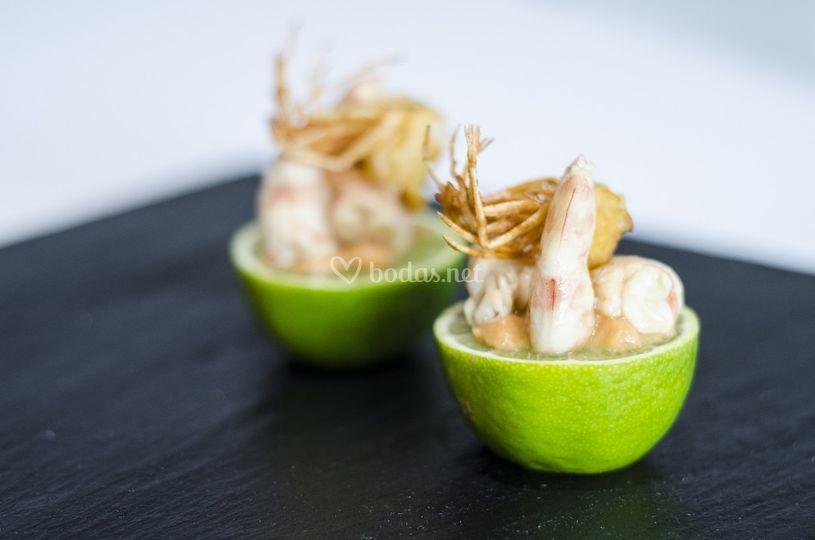 Innovación gastronómica