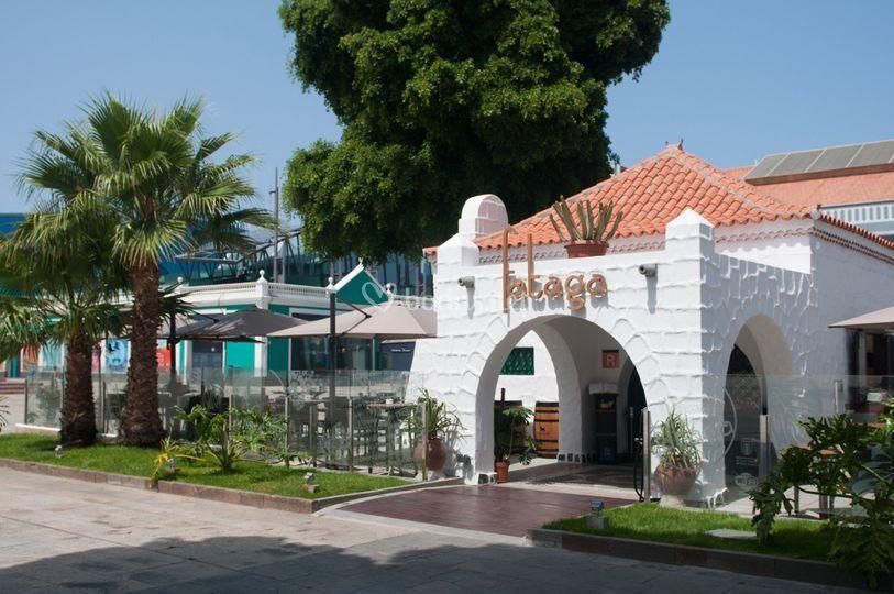 Casa fataga for Restaurante la terraza de la casa barranquilla