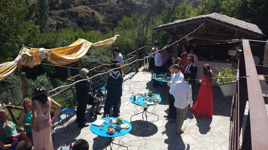 Cóctel de boda