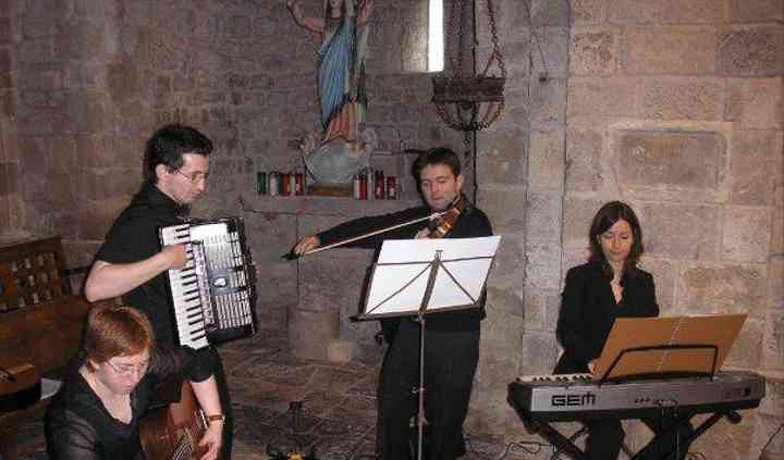 La agrupación musical