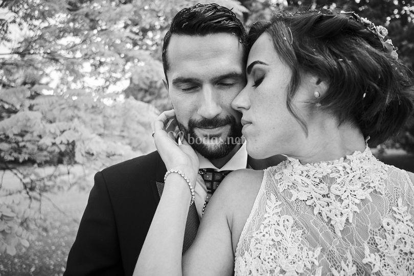 Momentos de recién casados