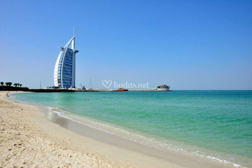 Lunas de Miel en los Emiratos
