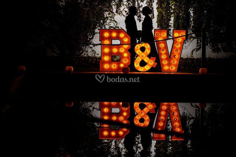 Letras Luminosas BCNLETTERS