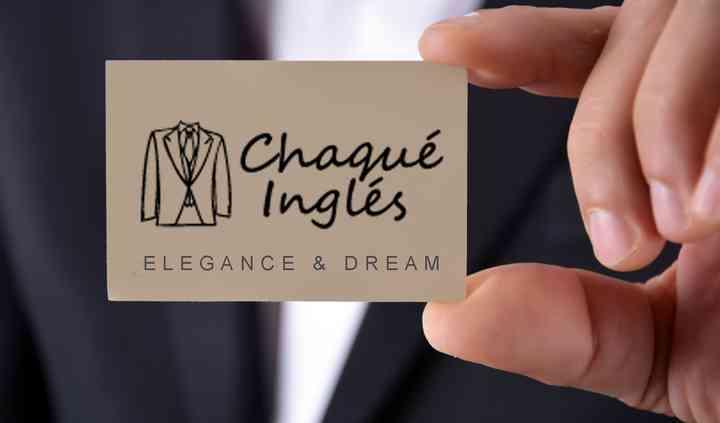 Chaqué Inglés
