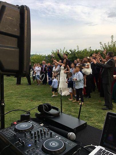 DJ para boda
