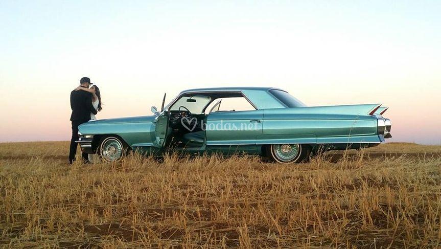 Cadillac boda