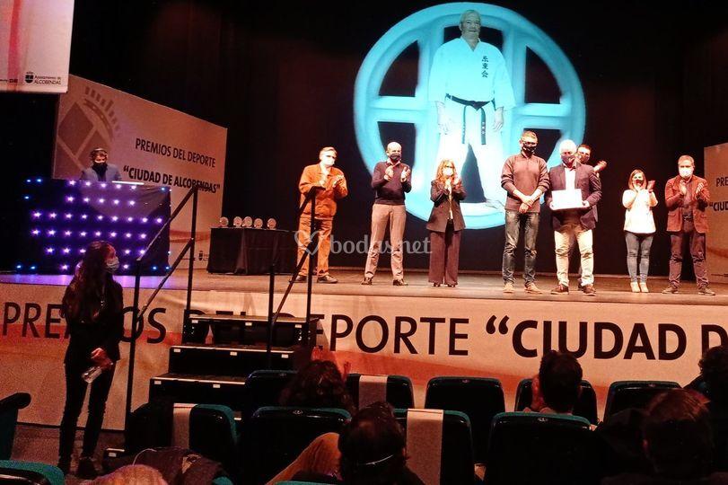 Gala Deporte Alcobendas 2020