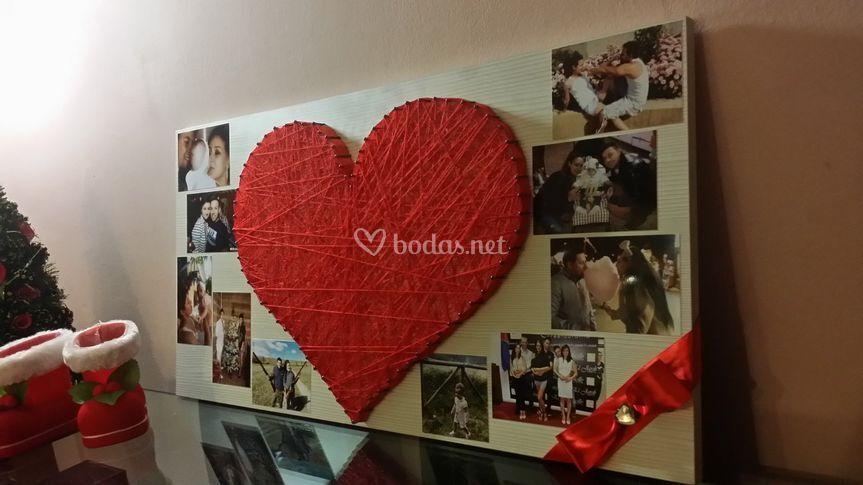 Cuadro personalizable de boda decor foto 11 for Cuadros decoracion zaragoza