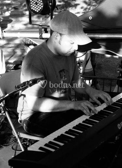Dani, teclado
