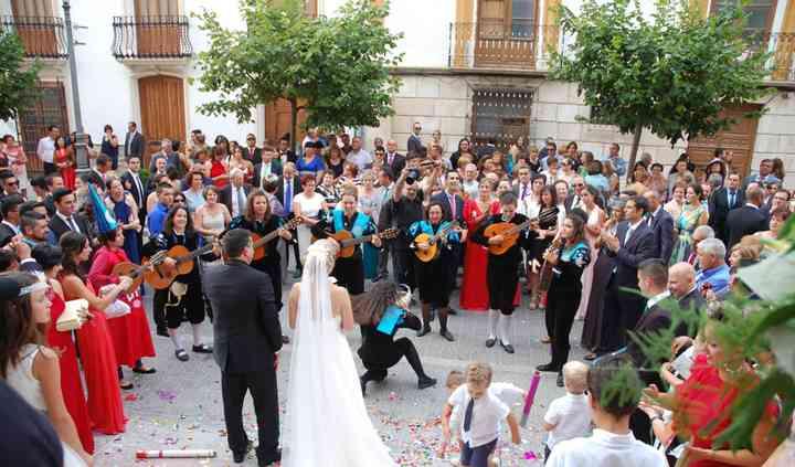 Tuna Femenina de la Universidad de Almería