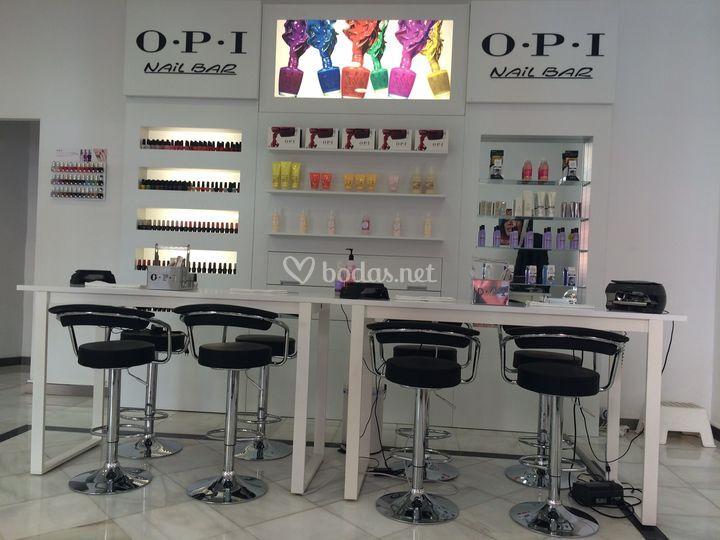 Opi nail bar best nail designs 2018 for Nail salon marylebone