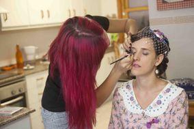 Inés Batcave Make Up
