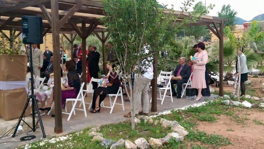 Vuestra ceremonia