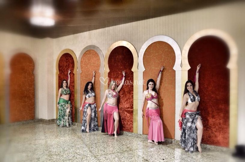 Ballet de Sherezade Aguilar