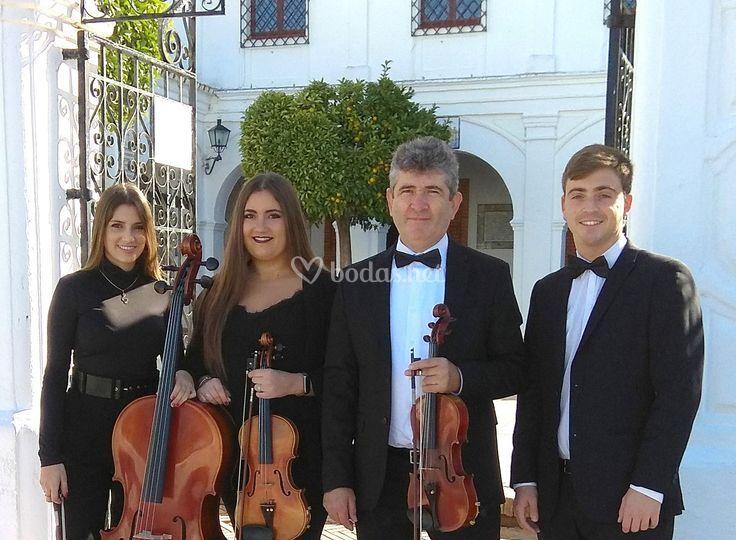 Cuarteto Schubert Huelva