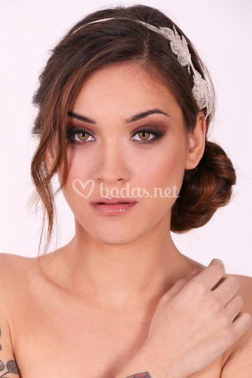 Maquillaje y peinado 3