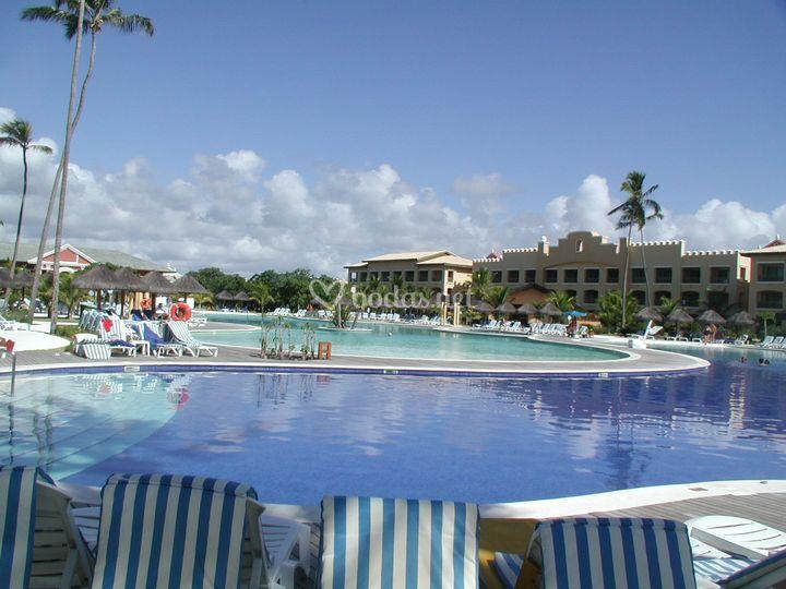 Hotel en el Caribe