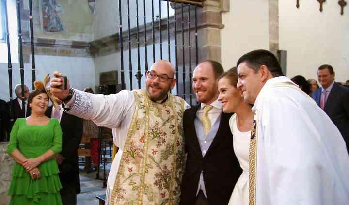 Leticia + Samuel_ Selfie