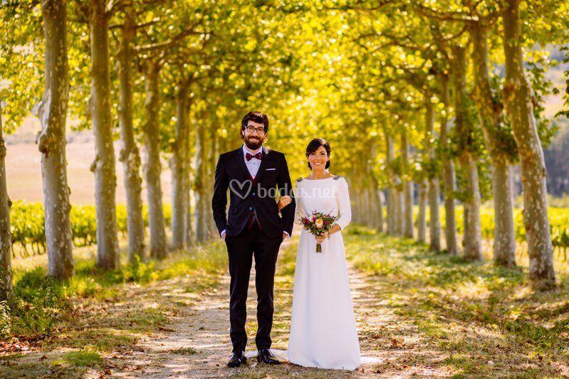La novia y el novio de Mauricio Olite