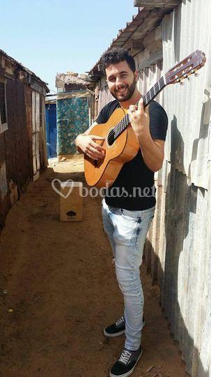 Guitarra foto