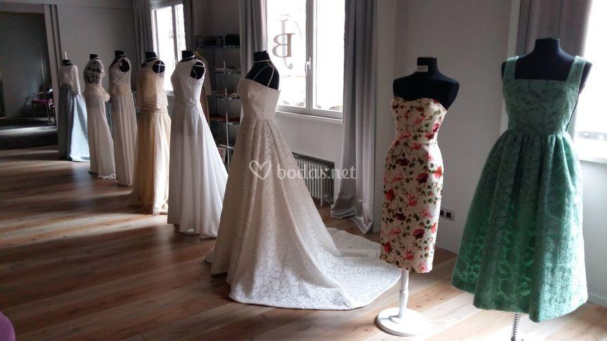 Confeccion vestidos de novia bilbao