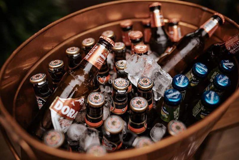 Bodegón de cervezas