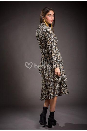 Vestido modelo v00641