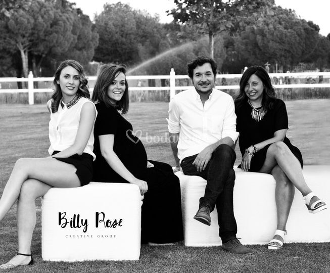 Equipo Billy Rose