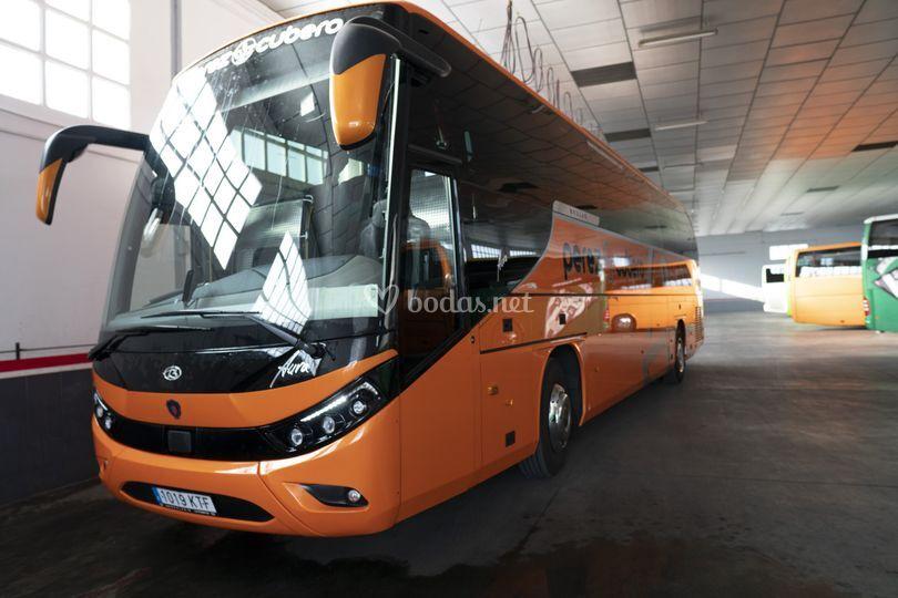 Bus, 55 plazas