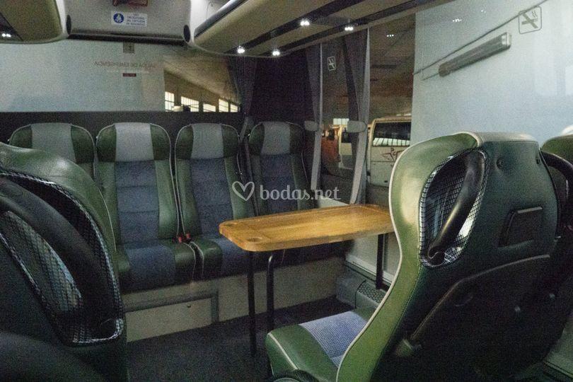 Interior bus VIP