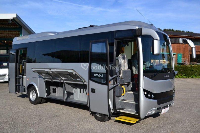 Microbús de 30 plazas