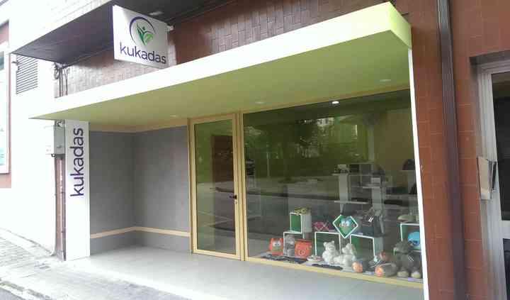Kukadas tienda