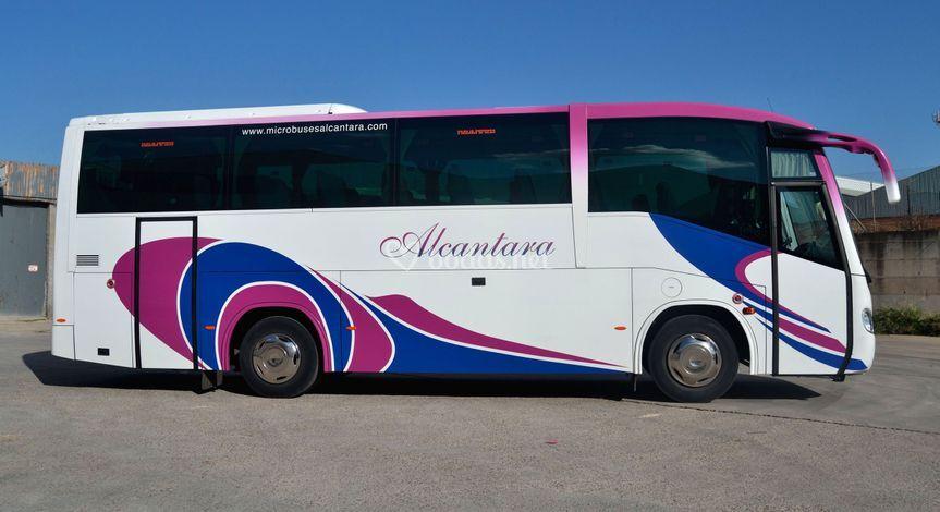 Microbus de 39 plazas