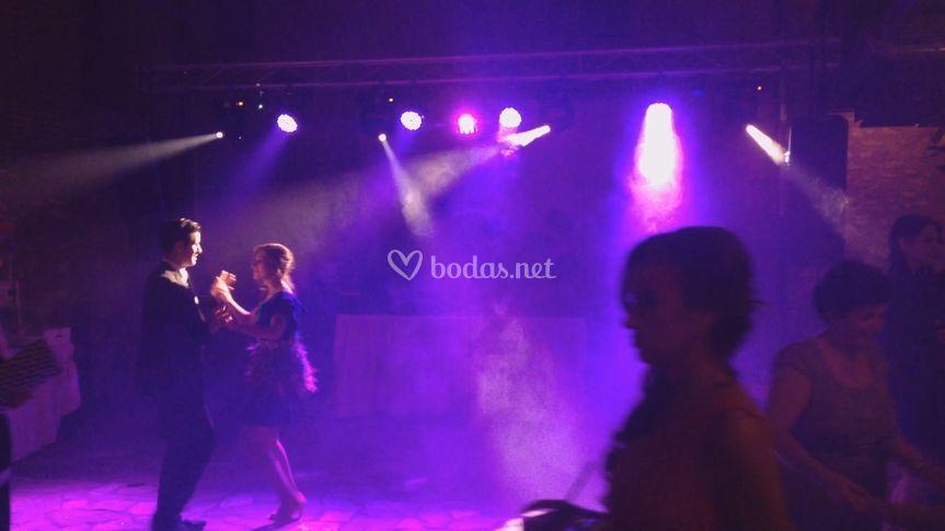 Baile Barra libre