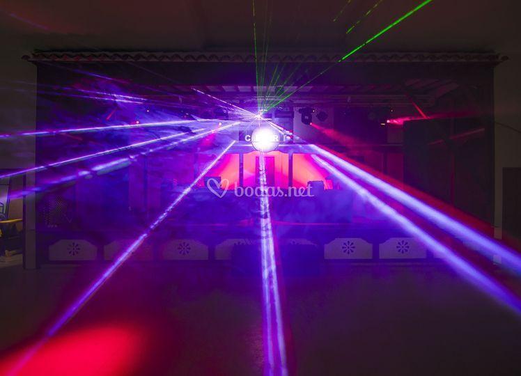 Laser RGB 1W