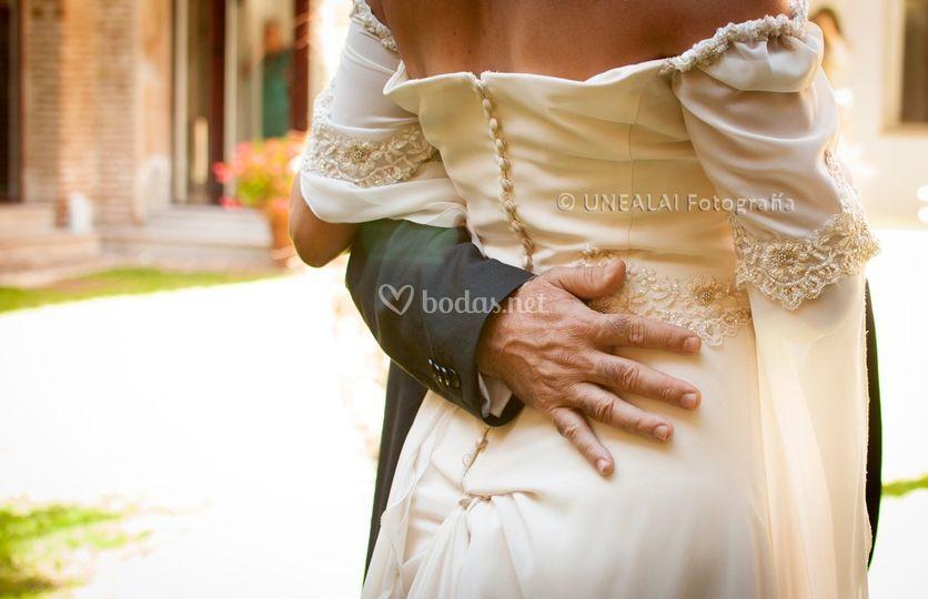 Boda Ana & Juan Carlos, detalle