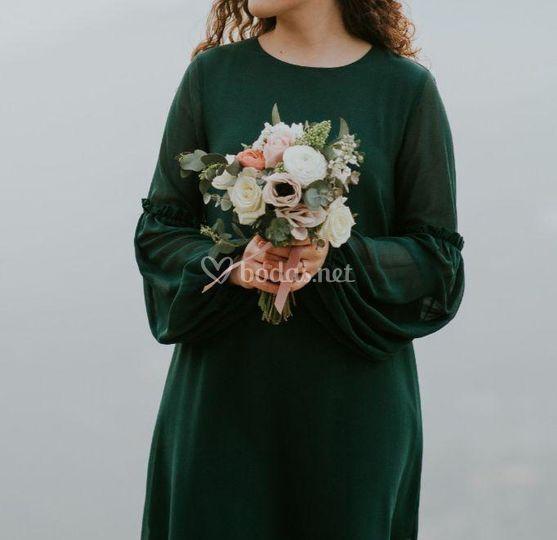 Ramo de boda civil