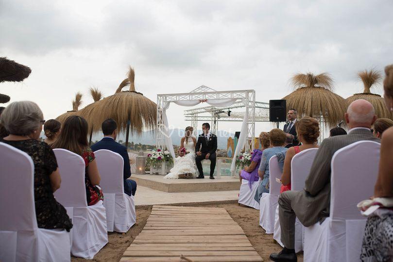 Ceremonia en tumbao