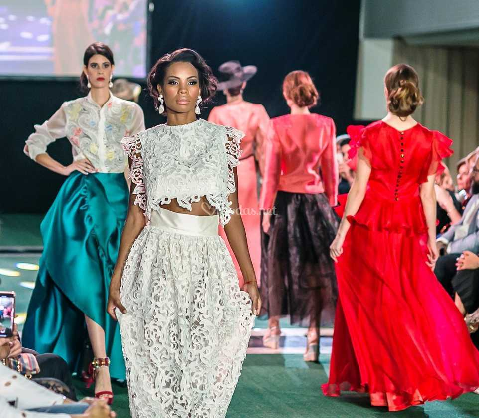 Desfile en Marbella Fashion Wk