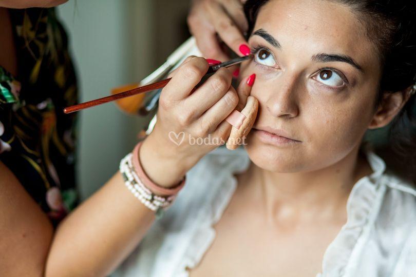 Maquillaje para Moly
