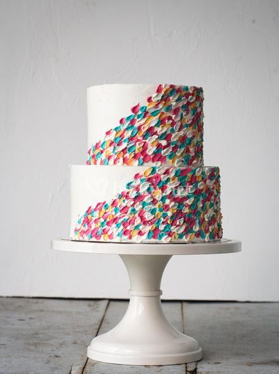 Puntos buttercream