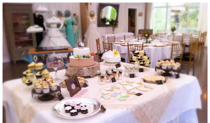 Mesas dulces a medida
